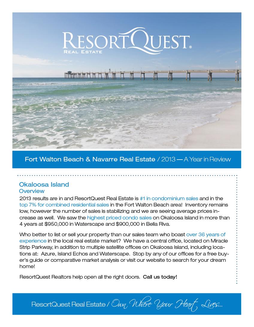 Resortquest By Wyndham Vacation Rentals Navarre Beach Office